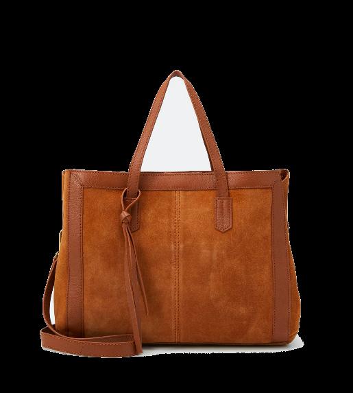 LEATHER - Handbag