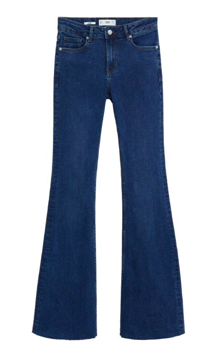 FLARE - Flared Jeans