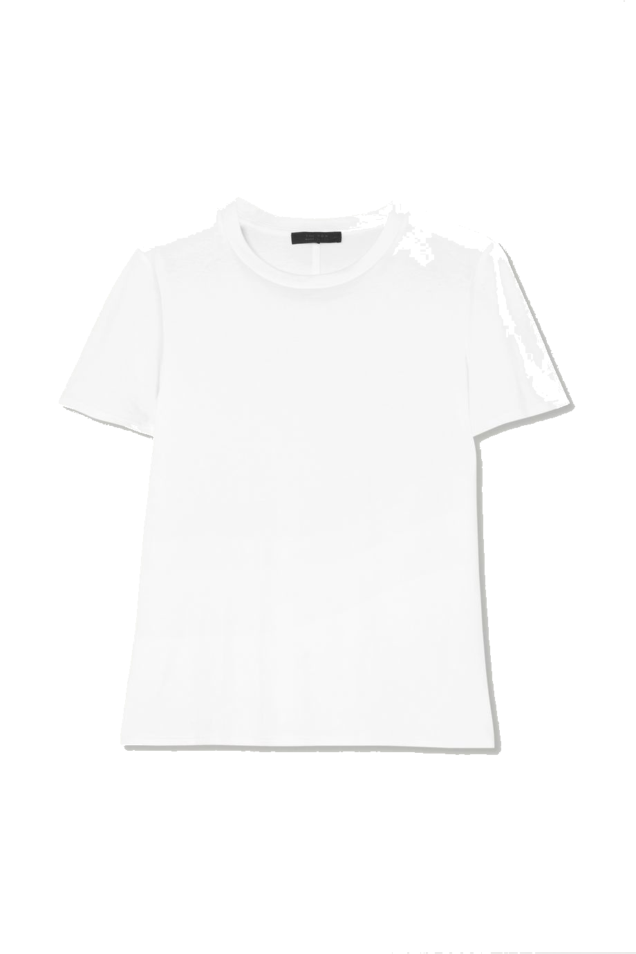 Wesler cotton-jersey T-shirt