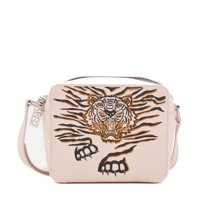 KENZO Women's Icon Camera Bag - Faded Pink