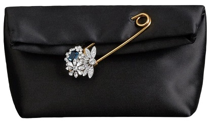637da61121ae DLS - BURBERRY The Small Pin Clutch in Satin