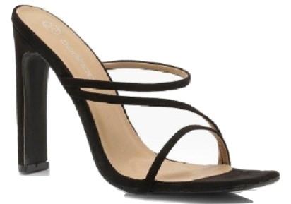 Wide Fit Flat Heel Mules
