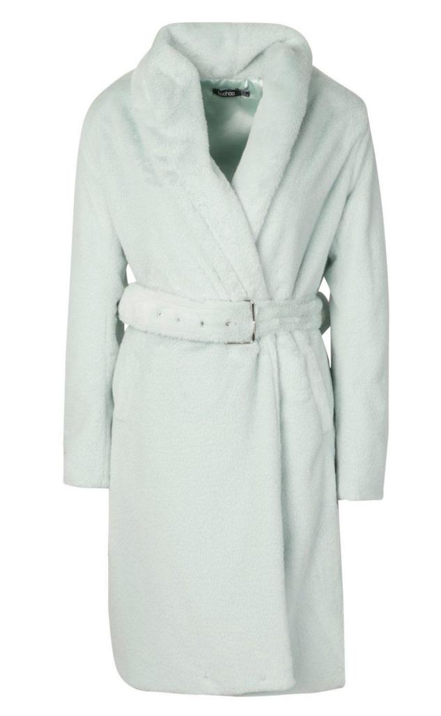 Belt Longline Coat
