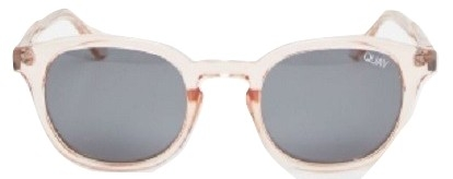 QUAY AUSTRALIA PEACH WALK ON SUNGLASSES