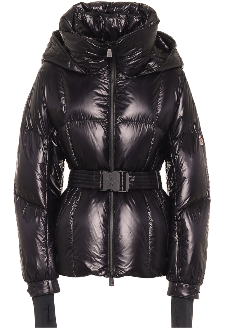 Grossaix belted down puffer jacket