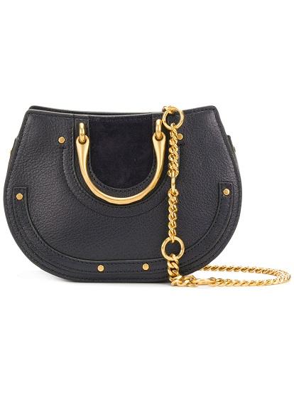 CHLOÉ Nile small bracelet bag