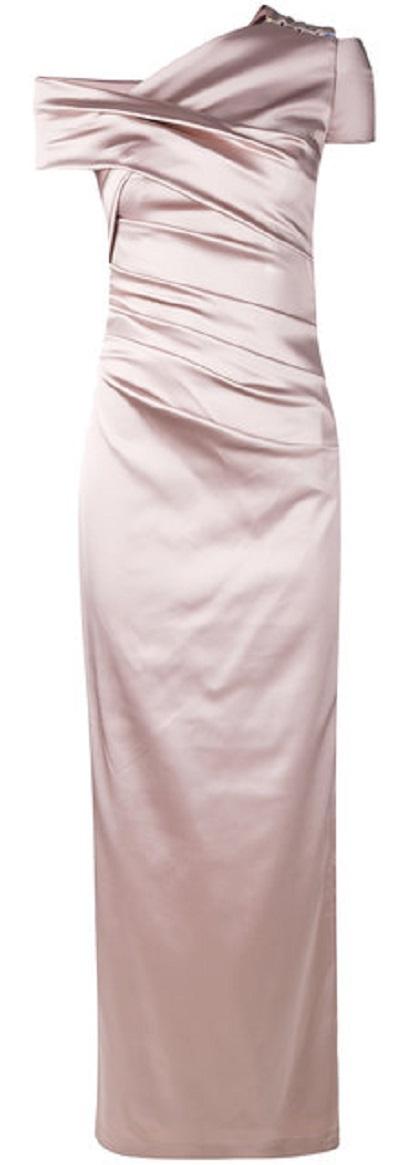 TALBOT RUNHOF Moa gown