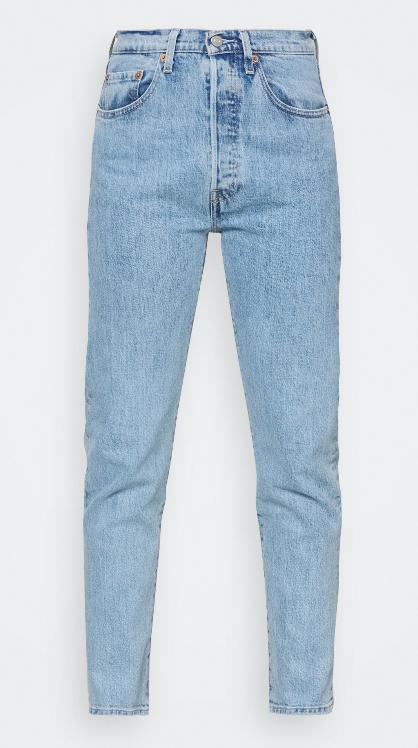 501® CROP - Slim fit jeans