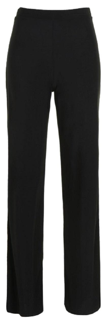 Slinky Wide Leg Trousers