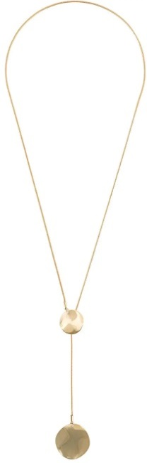 ISABEL MARANT long charm necklace