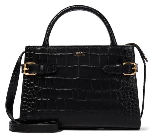 Farrah Mini leather shoulder bag