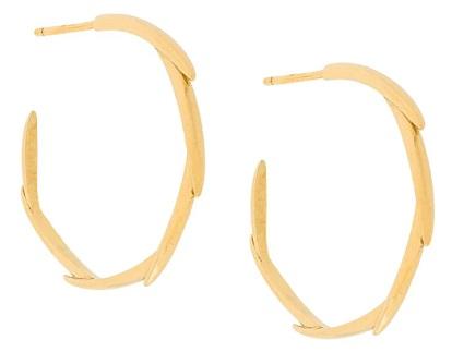 NIOMO Brahea small hoop earrings