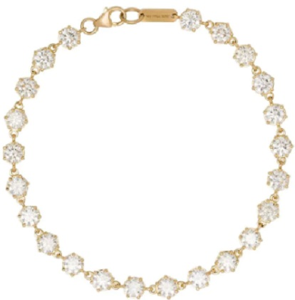 JADE TRAU 18K gold and diamond Penelope 4.0 bracelet