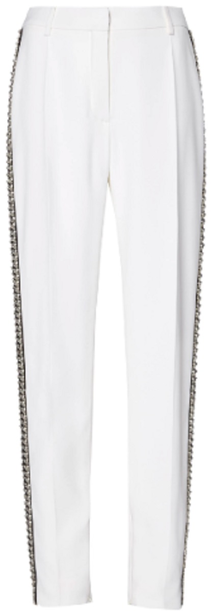 Click Product to Zoom Ralph&Russo Embellished Suit Trousers