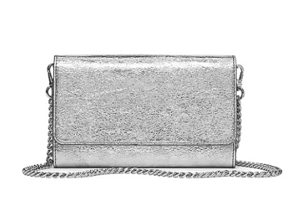 Metallic Smartphone Crossbody