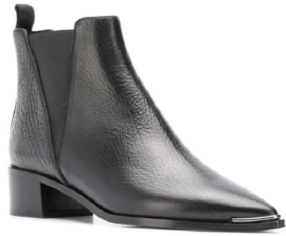 ACNE STUDIOS Jensen Grain Chelsea boots