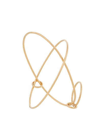 VIBE HARSLØF 18kt gold Anna Triple bangle