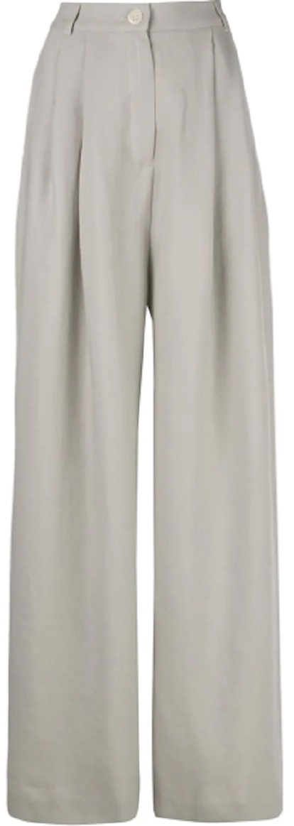 NATASHA ZINKO high-waisted trousers