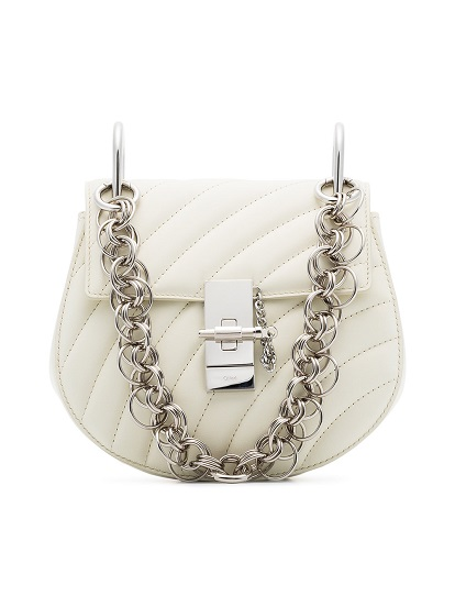 CHLOÉ Drew Mini quilted leather bag