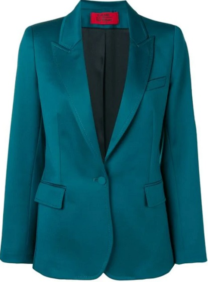 STYLAND single-breasted blazer