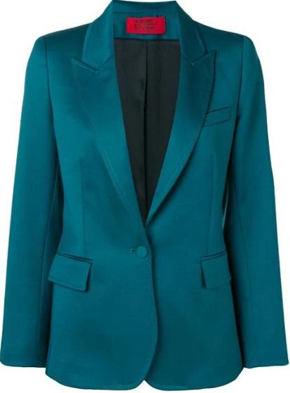 STYLAND single-breasted blazer