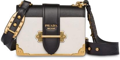 PRADA Prada Cahier shoulder bag