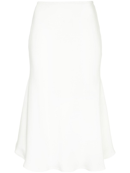 MAGGIE MARILYN flared midi skirt