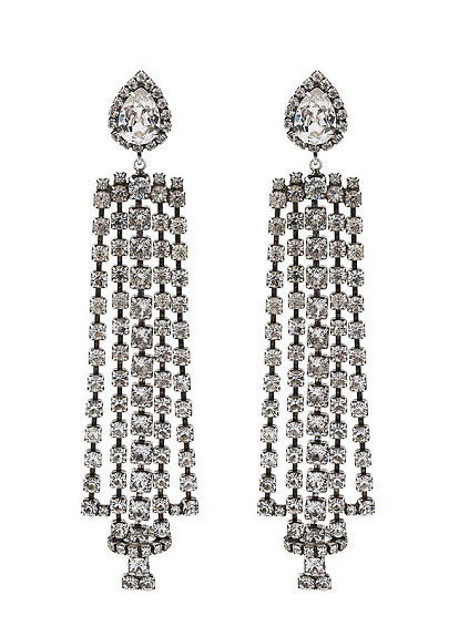 DANNIJO Sade chandelier earrings